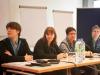Lydia Malmedie (Universität Potsdam), Marta Distaso (Rainbowhas), Mona Greenbaum und Ilaria Trivellato
