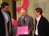 Axel Hochrein, Dr. Max Stadler und Renate Rampf - Foto: Caro Kadatz