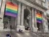 Ausstellung über 50 Jahre Stonewall  in der New Yorker Public Library (c) Halina Bendkowski