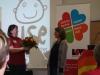 Regenbogenfamilienseminar 2016 - rechts: Schirmfrau des Seminars Brigitte Lösch (Bündnis 90 / Die Grünen) © LSVD Baden-Württemberg