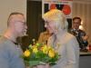 Frank Bauer (LSVD NRW) und Elfie Scho-Antwerpes (Kölner Bürgermeisterin)