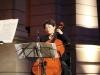 Musikalische Begleitung - Foto: Caro Kadatz