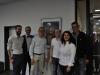 William Lounsbury (witness change), Kölner Bürgermeister Andreas Wolter, Guido Schäfer (Hirschfeld-Eddy-Stiftung), Lars Witt, Homaira Mansury (VHS Köln) und Christoph Scharrnbach