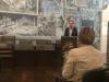LSVD-Bundesvorstand Axel Hochrein beim Empfang des Oberbürgermeisters Christian Schuchardt