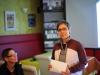 Sarah Kohrt (Projektleiterin Crossings & Alliances) - Foto: Caro Kadatz