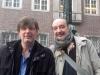 Klaus und Thierry. Foto: Privat