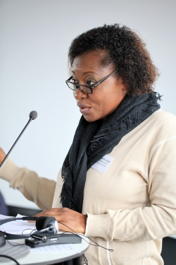 Dorothy Aken'Ova-Ogidi (International Center for Reproductive Health & Sexual Rights Nigeria)