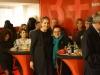 Frühlingsempfang beim LSVD Saar - v.r. Elke Ferner (MdB SPD) mit Simone Peter (Bundesvorsitzende Bündnis 90 / Die Grünen) © LSVD Saar