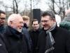 Detlef Mücke (GEW) und Stefan Kaufmann (CDU, MdB) - Foto: Caro Kadatz
