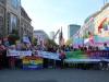 """Kundgebung und Fotoaktion """"Vielfalt ist grenzenlos"""" IDAHOT 2017 © Semiramis Ceylan - LSVD Berlin-Brandenburg"""