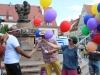 7. Sachsenweiter Rainbowflash Wurzen IDAHOT 2017 © Annegret Ode, Netzwerk Tolerantes Sachsen