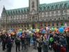IDAHOT 2018 - Rainbowflash Hamburg © LSVD Hamburg