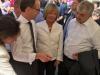 Gudrun Zollner (CSU, MdB), Justizminister Heiko Maas, Christine Lüders (Leiterin der Antidiskriminierungsstelle) und Gökay Sofuoğlu (TGD)