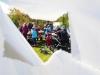 Politisches Picknick auf den Rheinwiesen / Düsseldorf © Elke Vahle