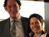Axel Hochrein und Dr. Julia Borggräfe (beide LSVD-Bundesvorstand - Foto: Caro Kadatz