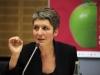 Moderation durch Ines Pohl (Chefredaktion der tageszeitung) - Foto: Caro Kadatz