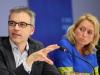 Gerhard Schick (Bündnis 90/Die Grünen) und Caren Lay (Die Linke) - Foto: Caro Kadatz