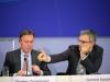 Thomas Oppermann (SPD) und Gerhard Schick (Bündnis 90/Die Grünen) - Foto: Caro Kadatz