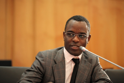Frank Mugisha (Sexual Minorities Uganda (SMUG))