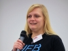 Kristin Meuche (Vorstand LSVD Berlin-Brandenburg) - Foto: Caro Kadatz