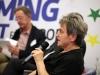 Halina Bendkowski (erste Vorstandsfrau beim LSVD Bundesverband) - Foto: Caro Kadatz