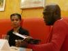 Olumide Popoola und Elnathan John (c) Afrikahaus