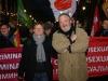 Renate Rampf (LSVD-Pressesprecherin) und Hasso Müller-Kittnau (LSVD-Bundesvorstand) - Foto: Burghard Mannhöfer