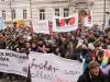 Mit dem LSVD Hamburg - Foto: Hamburger Aktionsbündnis Vielfalt statt Einfalt