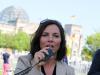 Susanna Karawanskij (MdB und Steuer- und Finanzpolitische Sprecherin der Fraktion DIE LINKE) - Foto: Caro Kadatz