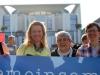 Alexandra Thein (MEP und Vorsitzende der Berliner FDP), Kati Pirdawari (LSVD Landesvorstand Berlin-Brandenburg) und Renate Rampf (LSVD-Pressesprecherin) - Foto: Caro Kadatz