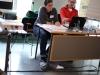 Dr. Claudia Krell (DT. Jugendinstitut) und Arnd Bächler (Schwulenberatung Berlin)