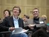 Renate Rampf (LSVD-Pressesprecherin) und Günter Dworek (LSVD-Bundesvorstand) - Foto: Caro Kadatz