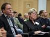 Karl Moehl (Sprecher von Christine Lüders) und Dr. Elke Jansen (LSVD Projekt Regenbogenfamilien) - Foto: Caro Kadatz