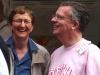 Renate Rampf (LSVD-Bundesverband) und Markus Löning (Beauftragter der Bundesregierung für  Menschenrechte und Humanitäre Hilfe) - Foto: Caro Kadatz