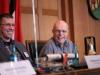Günter Dworek und Martin Pfarr (beide LSVD-Bundesvorstand)   - Foto: Caro Kadatz