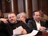 Axel Blumenthal, Annette Hecker und Helmut Metzner (alle LSVD-Bundesvorstand) - Foto: Caro Kadatz