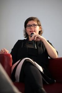 Ingrid Brodnig (österreichische Journalistin) - Foto: Caro Kadatz