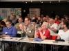 Gabriela Lünsmann, Axel Hochrein, Henny Engels (alle LSVD-Bundesvorstand) und Markus Ulrich (LSVD-Pressesprecher) - Foto: Caro Kadatz