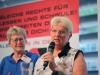 """Elke und Conny Jansen vom LSVD Projekt """"Beratungskompetenz Regenbogenfamilie"""" - Foto: Caro Kadatz"""