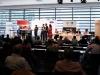 Panel Wirkung unserer Projekte Queer  Refugees Deutschland, Miteinander Stärken, Beratungskompetenz  zu Regenbogenfamilien - Foto: Caro KadatzFoto: Caro Kadatz
