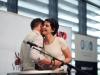Ein Danke an Imke Duplitzer für ihr Engagement im LSVD-Bundesvorstand - Foto: Caro Kadatz