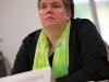 Gabriela Lünsmann (Kanzlei Menschen und Recht, Deutscher Juristinnen Bund) - Foto: Caro Kadatz
