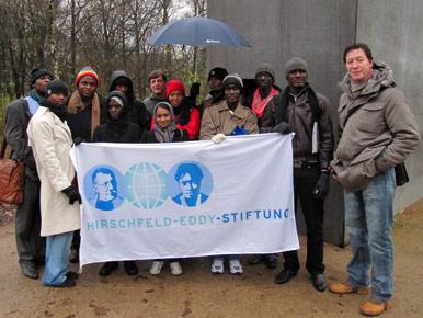Afrikanische männer kennenlernen berlin