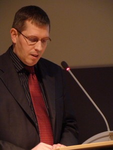 Günter Dworek, LSVD-Bundesvorstand - Foto: Caro Kadatz