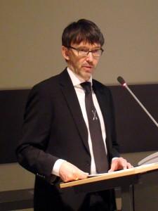 Dr. Klaus Müller - Foto: Caro Kadatz