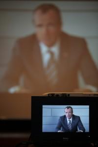 US-Botschafter Philip Murphy - Foto: Caro Kadatz