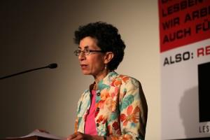 US-Generalkonsulin Janice G. Weiner - Foto: Caro Kadatz