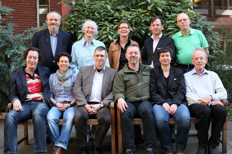 LSVD-Bundesvorstand 2012 - Foto: Caro Kadatz