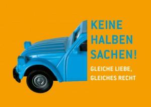 KEINE HALBEN SACHEN! -QUELLE : LSVD
