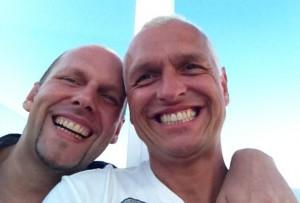 Sven & Frank  D. - Foto: Privat